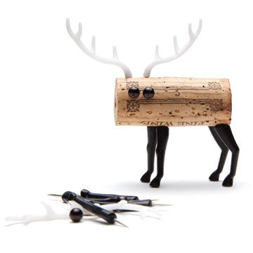 Corkers DIY Stopper Animals | Reddish Studio + Oded Friedland