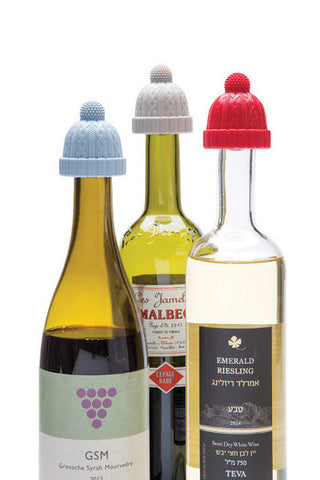 Monkey Business | Beanie - Bottle Stopper