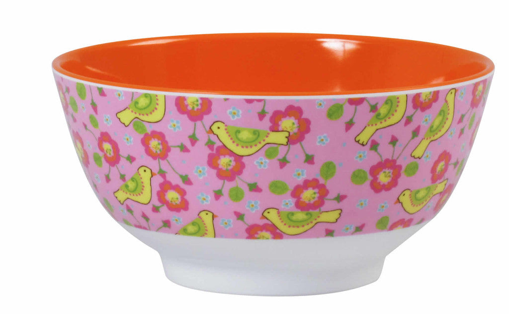 RiceDK | Bird Print Bowl