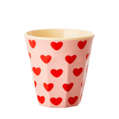 Rice Dk Kids' Small Stripes Print Melamine Cups