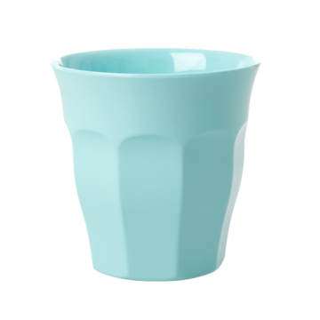 Rice DK Ice Blue Melamine Cup