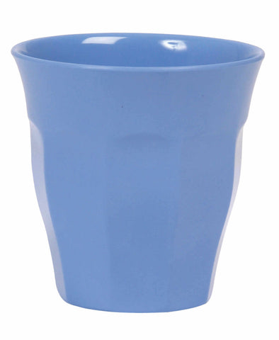 Rice DK Dusty Blue  Melamine Cups | Set of 2