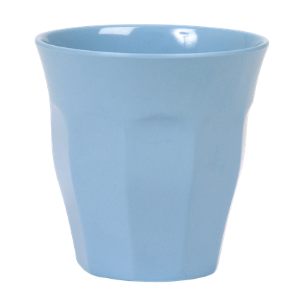 Rice DK Turquoise Melamine Cups | Set of 2