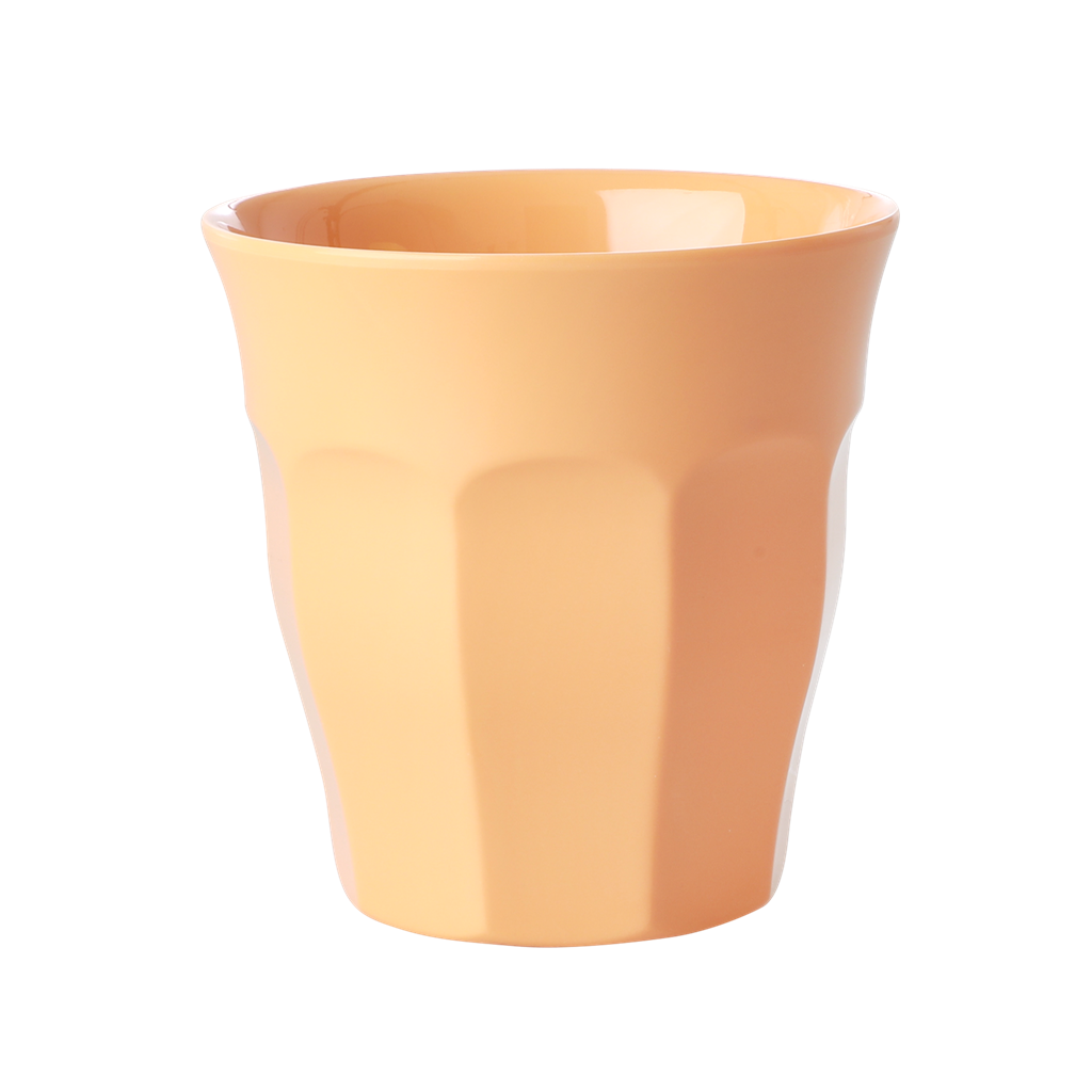 Rice DK Apricot Melamine Cup