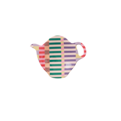 Rice DK | Melamine Tea Bag Plate 'Let`s Summer Colors'