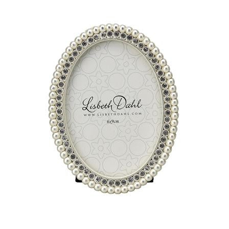 Lisbeth Dahl | Oval Crystal Frame