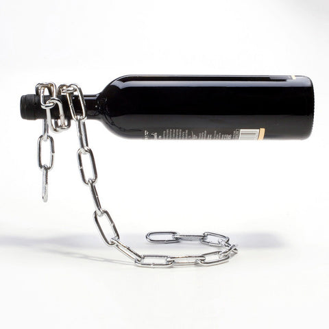 Peleg Design | Wine Chain Bottle Holder