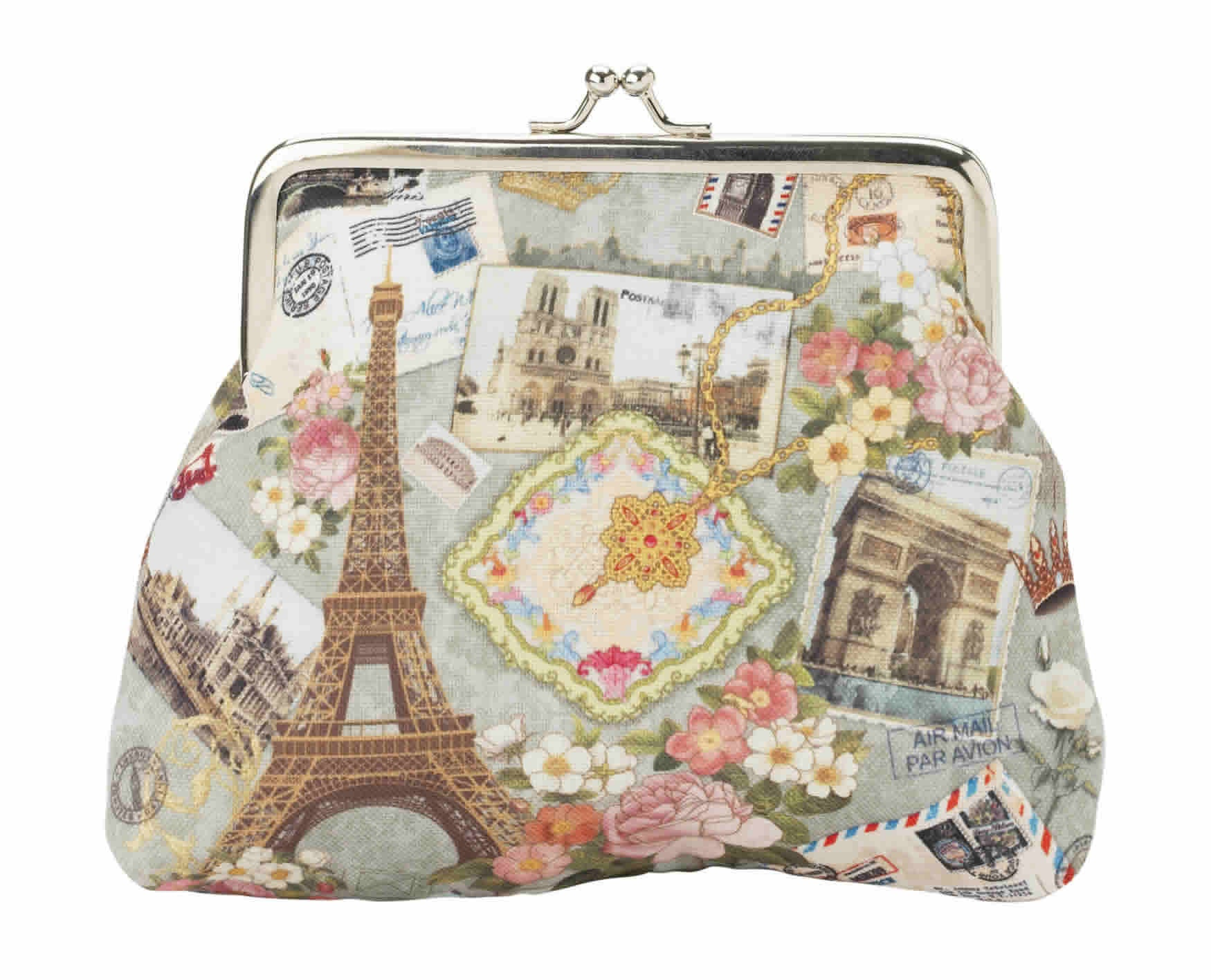 Lisbeth Dahl Mint Paris Purse