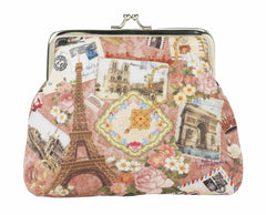 Lisbeth Dahl Rose Paris Purse