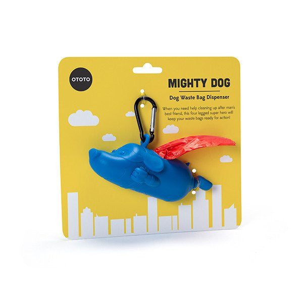 Ototo | Mighty Dog- Dog waste bag dispenser