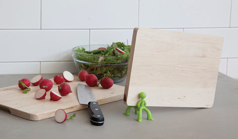 Peleg Design |  Cutting Board Holder