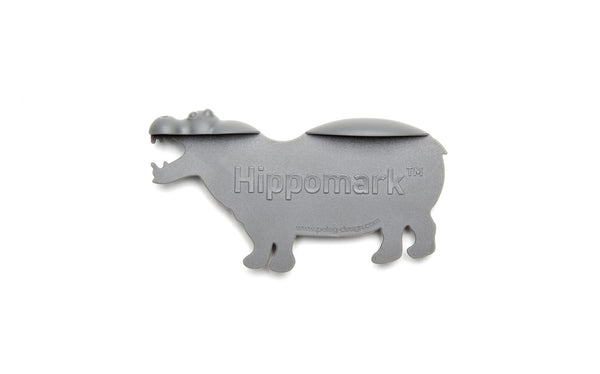 Peleg Design | HIPPOMARK Hippo Bookmark