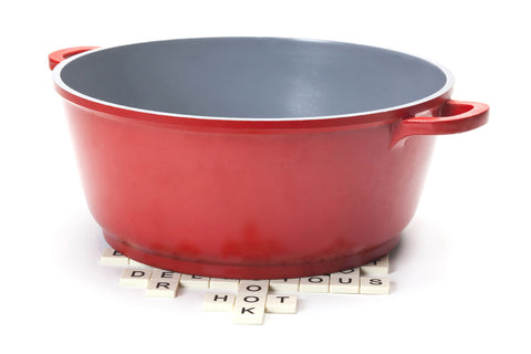 PELEG DESIGN - SUBTEXT For Hot Pots and Dishes