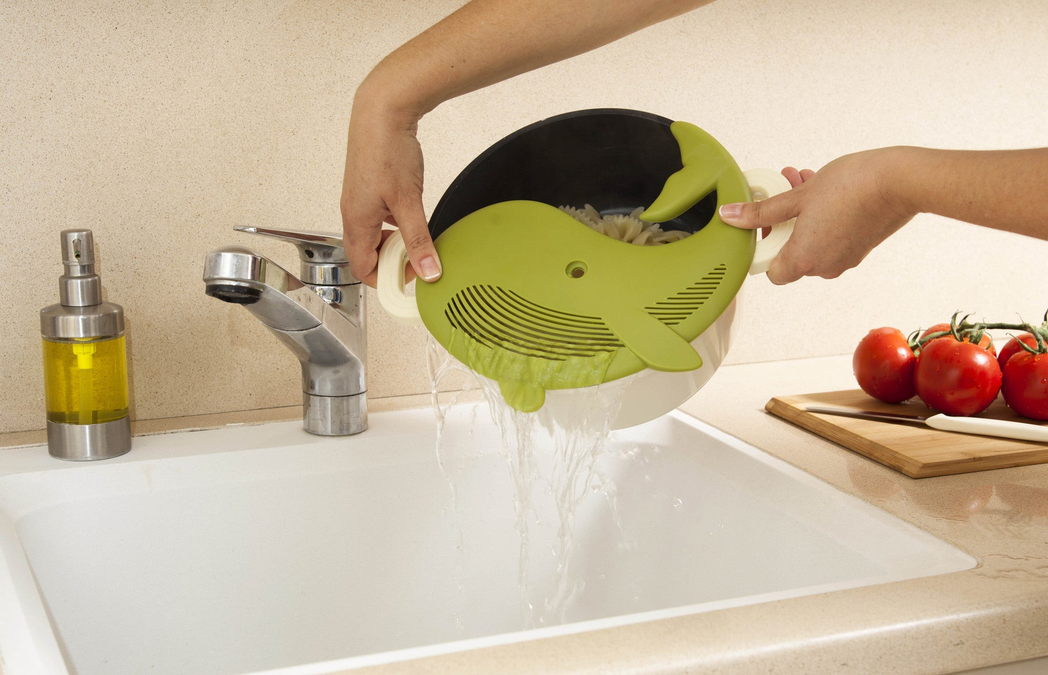 Artori Design | Plankton Pot Strainer