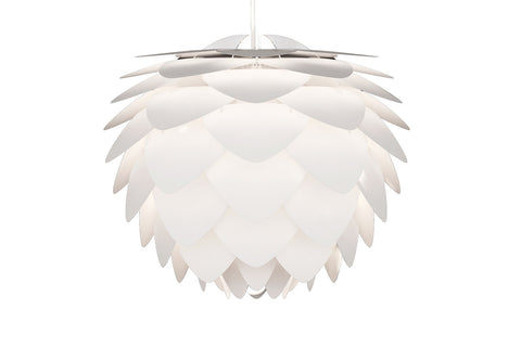 Vita Living Silvia Mini White Pendant Shade