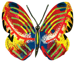 Tsiona Butterfly Scuplture side B