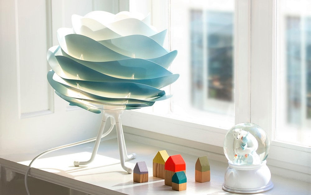 Vita Lighting | Carmina Mini Turquoise Pendant Shade