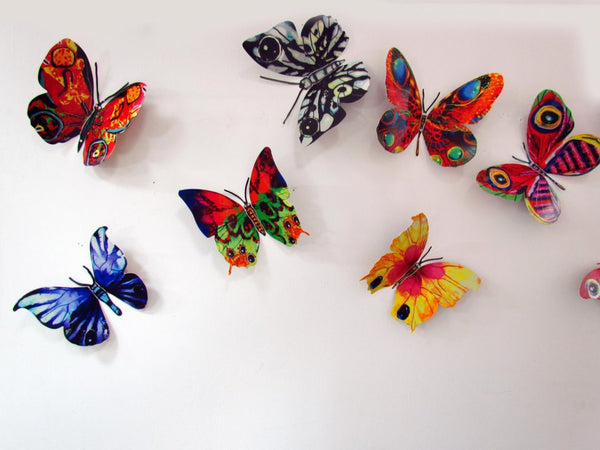 David Gerstein butterfly Sculpture series