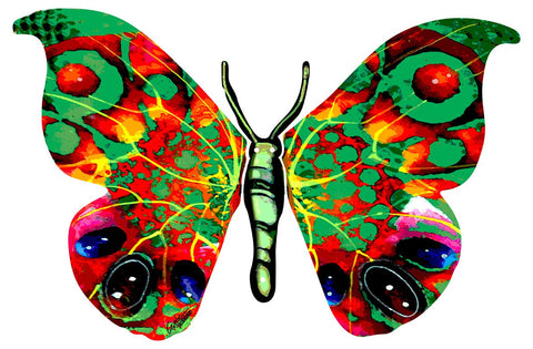 Yafa butterfly scuplture