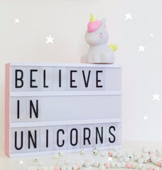 A Little Lovely Company | Little Unicorn Light