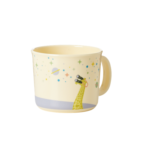Rice DK | Baby Melamine Cup with Universe Print