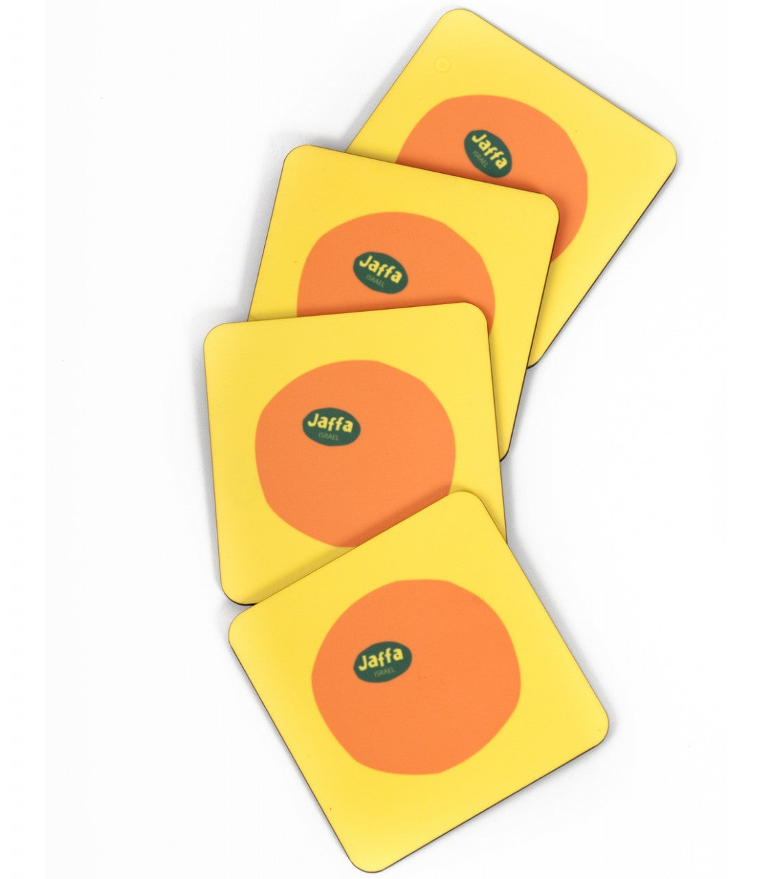 Barbara Shaw | Set of 4 'Jaffa' Coasters