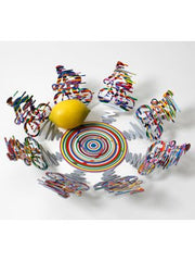 David Gerstein | Large Cyclists Bowl