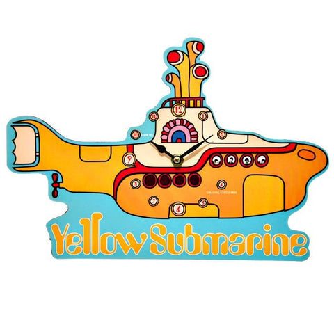 Puckator Uk | Yellow Submarine Clock