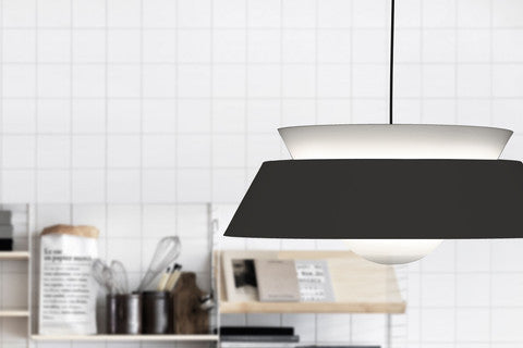 Vita Lighting | Black Cuna Pendant LampShade