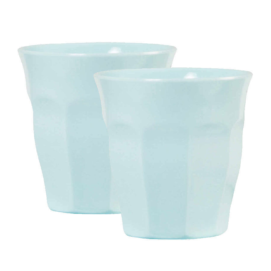 Rice DK Dark Mint Melamine Cups | Set of 2