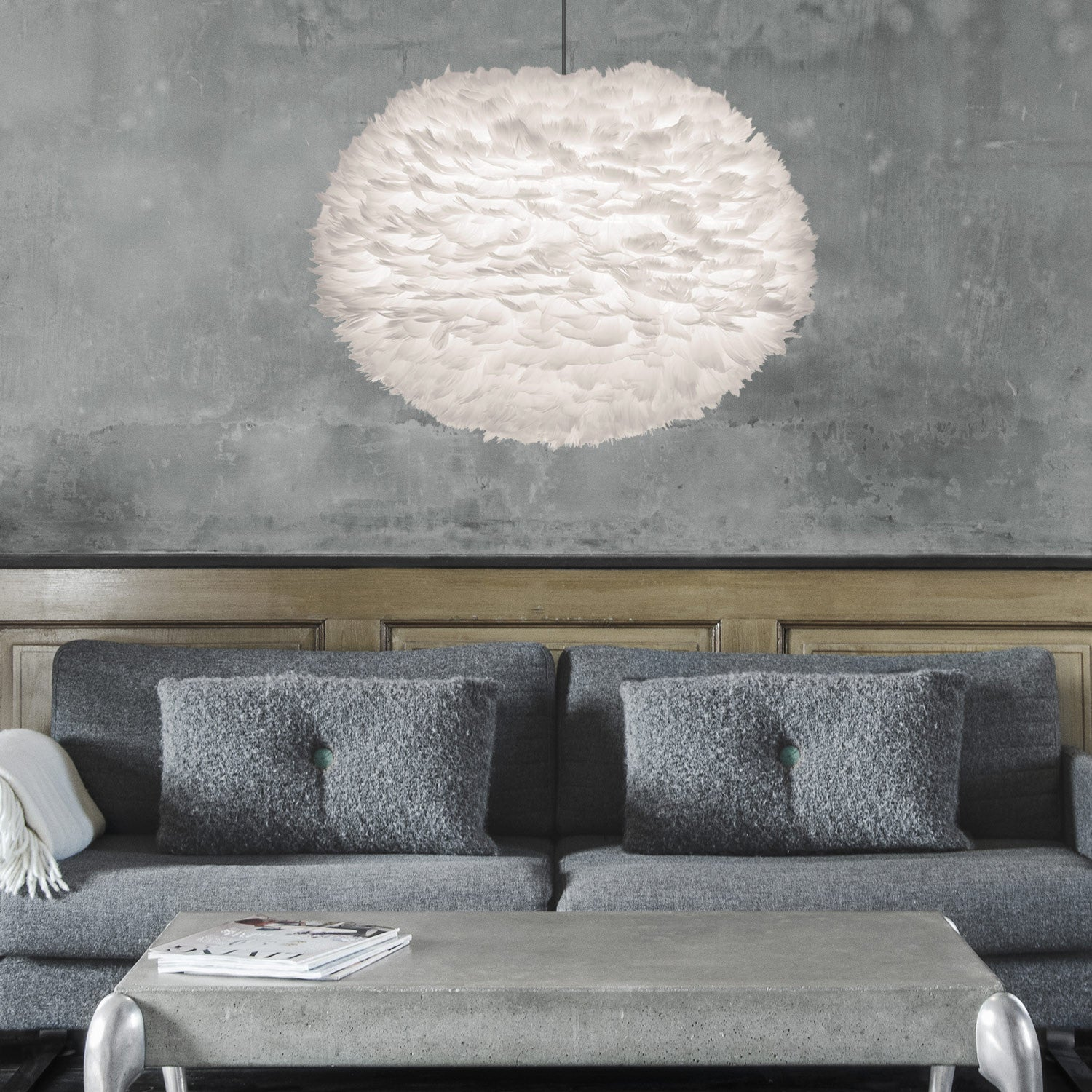Vita Lighting | Eos Xlarge 75 cm Pendant Shade
