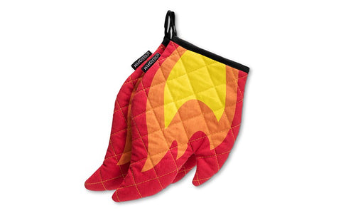 Peleg Design | Flammits - Oven Mitts