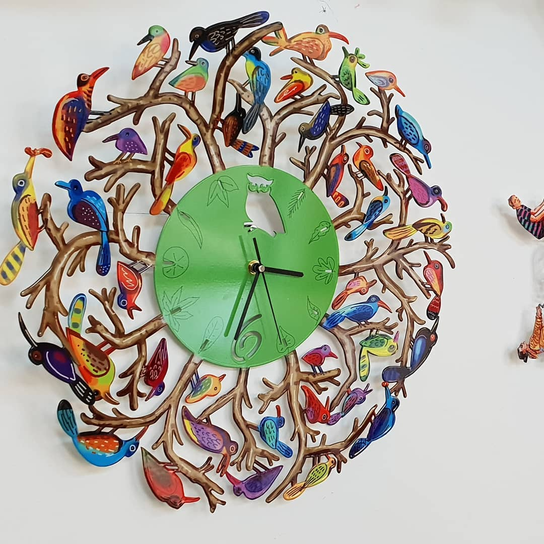 David Gerstein | Nature Time Clock