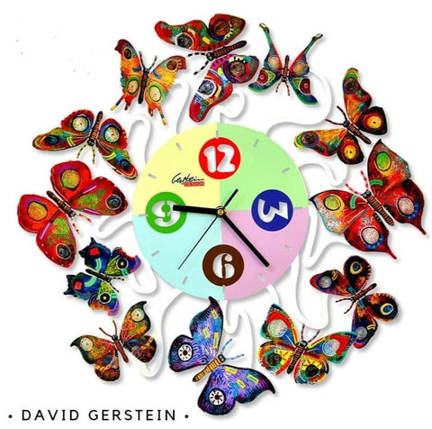 David Gerstein | Spring Time Clock
