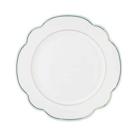 Lisbeth Dahl | Set of 2 Medium Continental Porcelain Plates