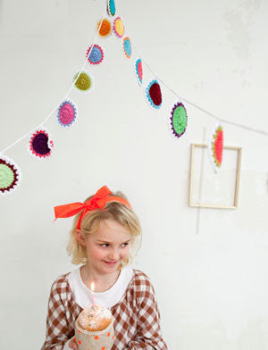 Engel | Crochet Garland