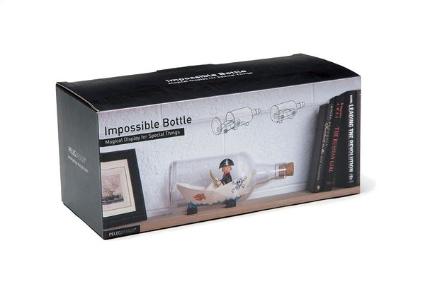Peleg Design | Impossible Bottle