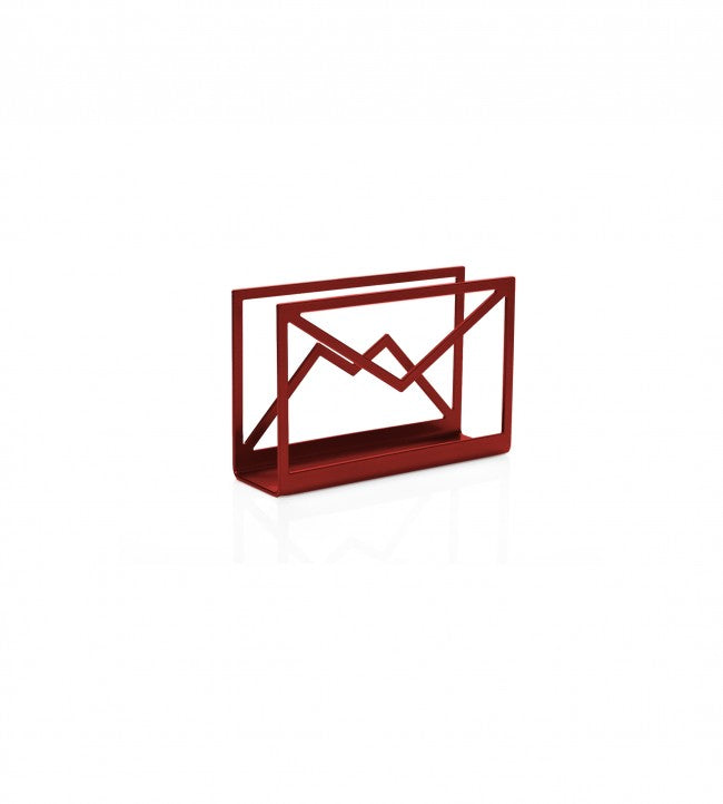 Artori Design | Red Inbox - Envelope / Paperwork holder