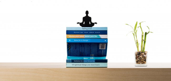 Artori Design | Levitation Book Stacker
