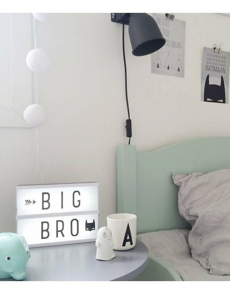 Little Lovely Company | Letter Light Box A5