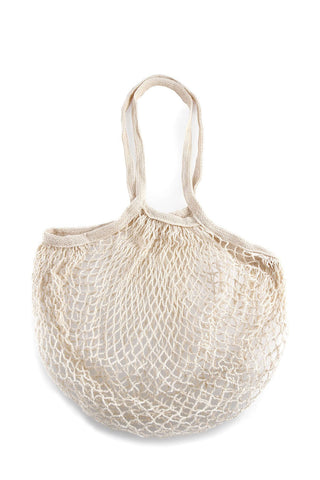 Cotton Mesh Linen Eco Bag | Cool Eco Bags