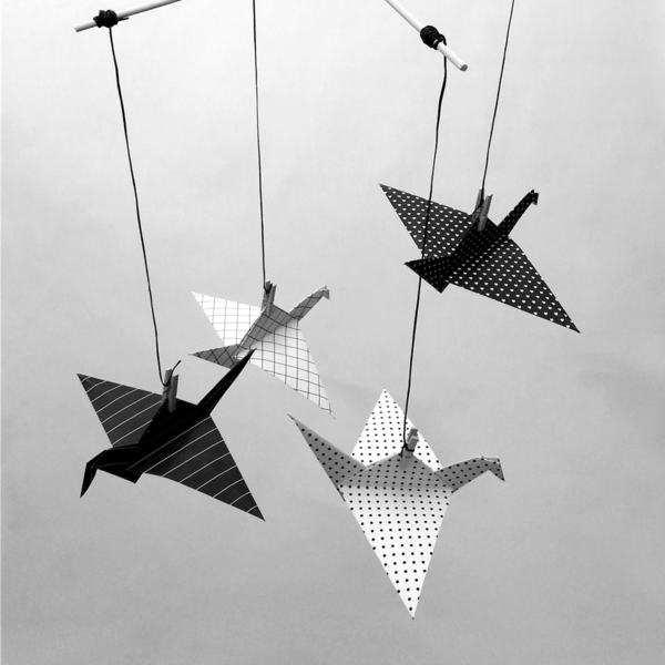 Tayo Studio | DIY Origami Mobile Kit