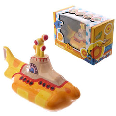 Puckator Uk | Ceramic Yellow Submarine Money Box