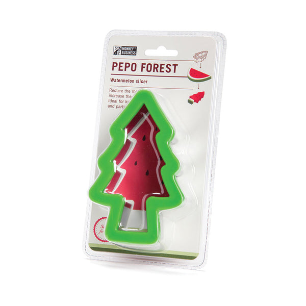 Monkey Business | Pepo Forest- Watermelon Cutter