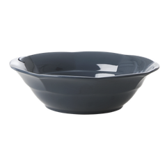Rice DK Dark Grey Melamine Soup Bowl