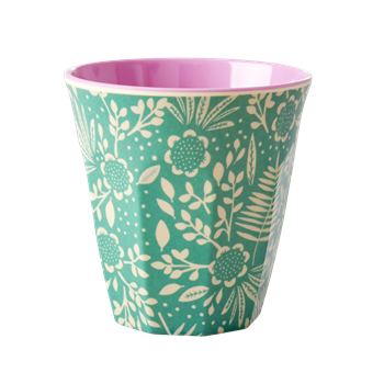 Rice DK | Melamine Ferns and Flower Print Tableware