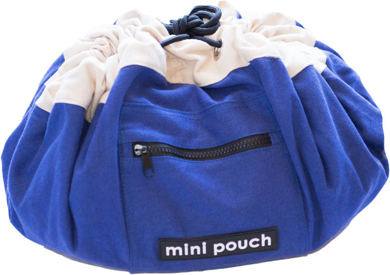 Play Pouch | Captain Blue Mini Pouch