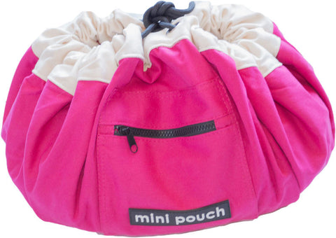 Play Pouch | Hot Pink Mini Pouch