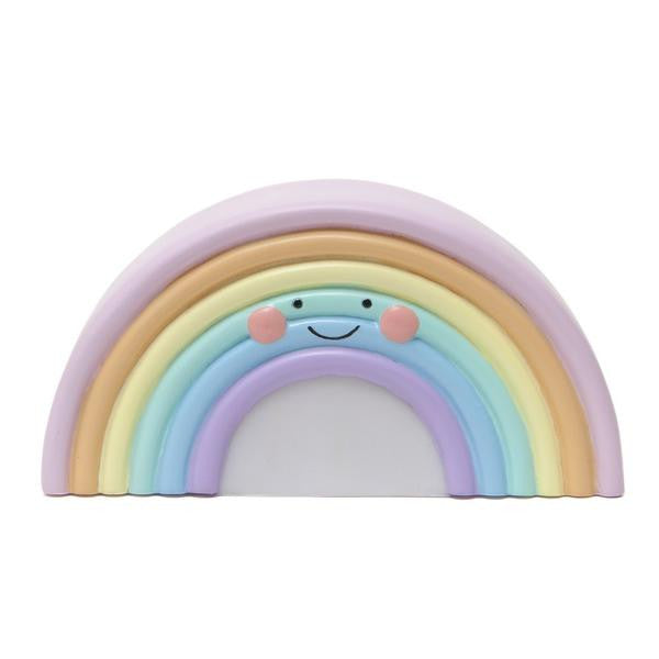 Psi | Smiley Rainbow Night Light