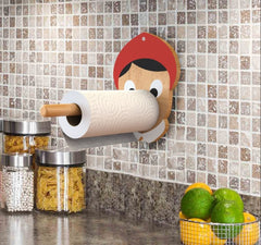 Artori Design | Naughty Boy - Kitchen Paper Towel Holder